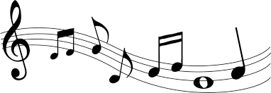 An image of musical notes.