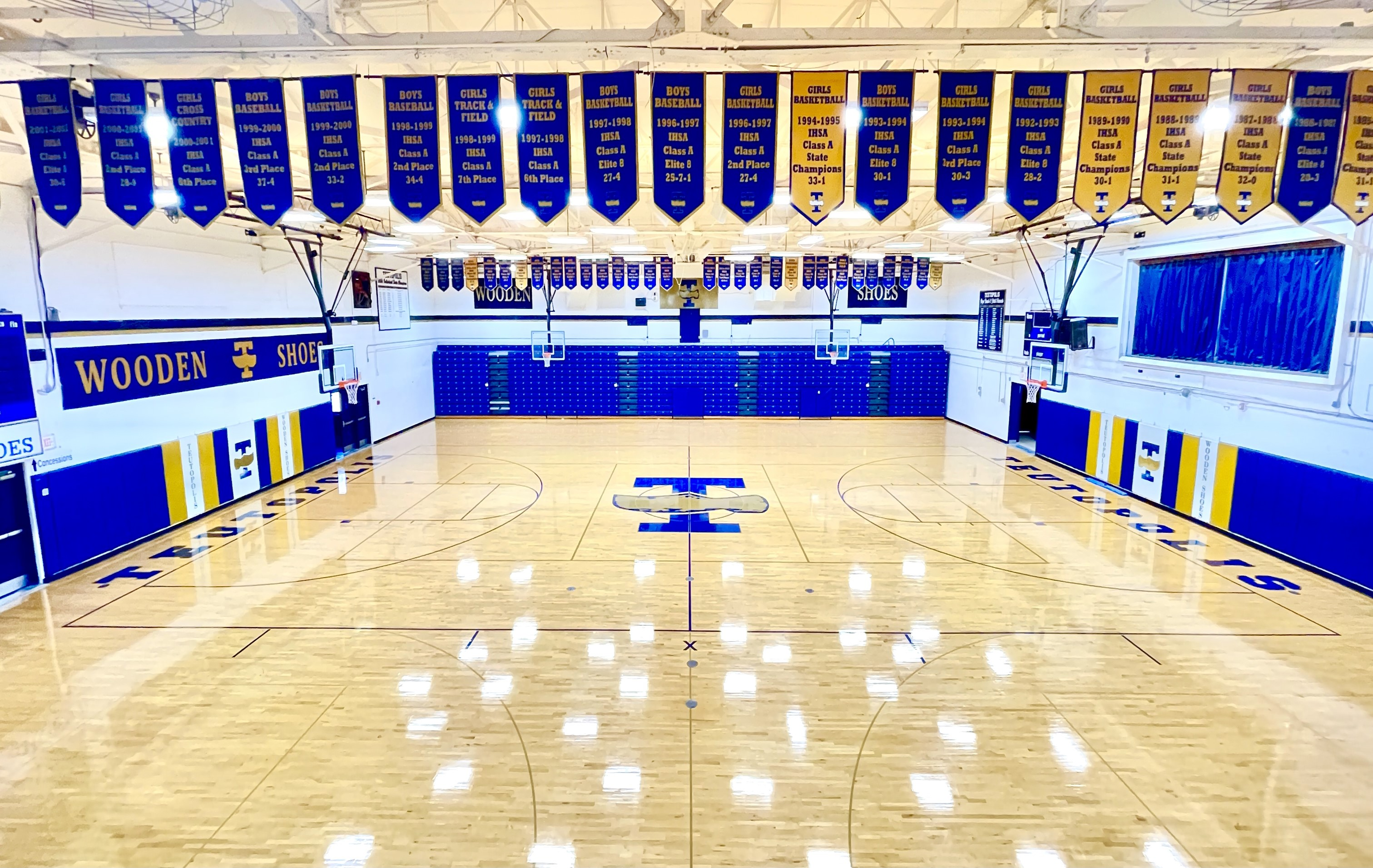 Teutopolis Basketball