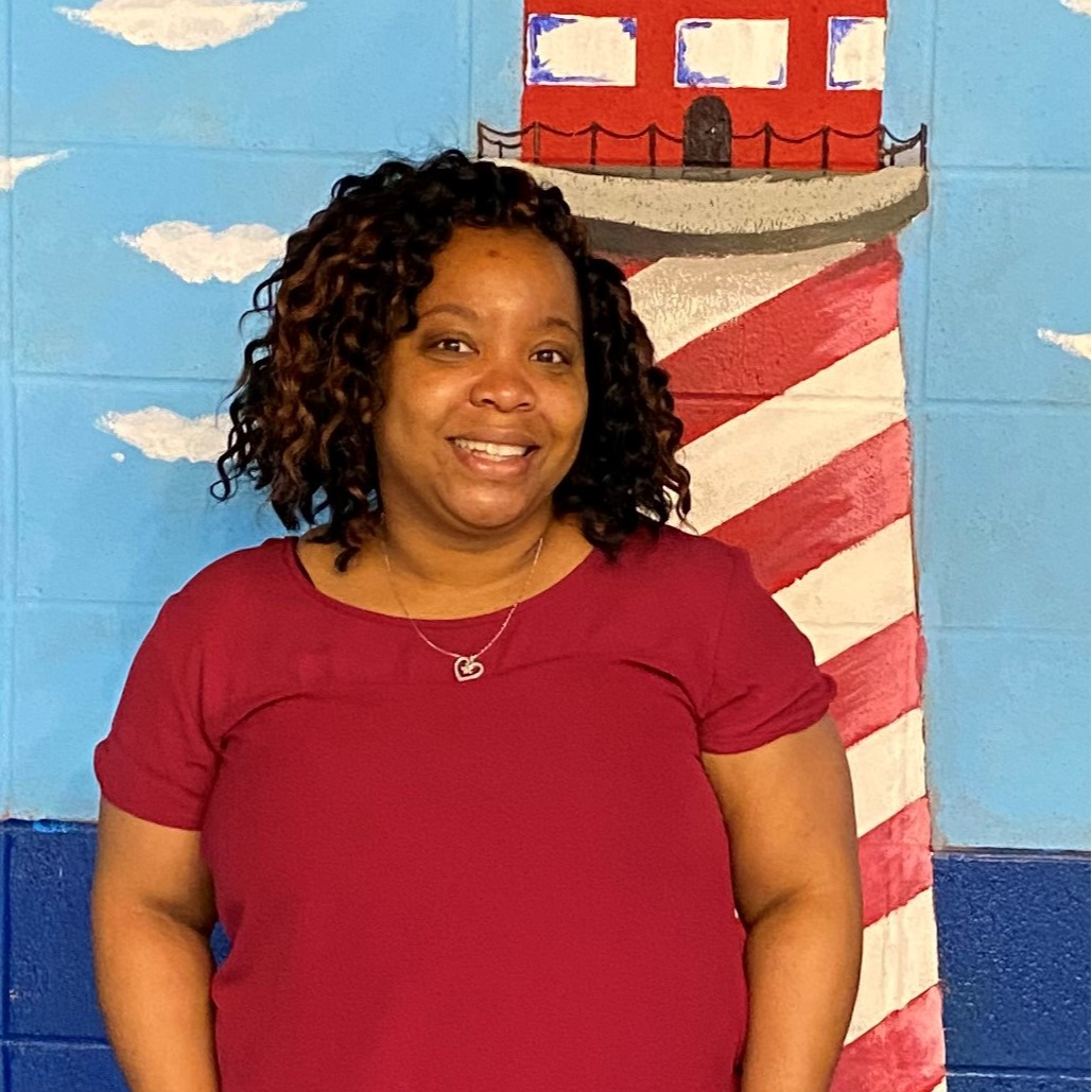 Ms. Latesha Brumfield is the March Teacher of the Month