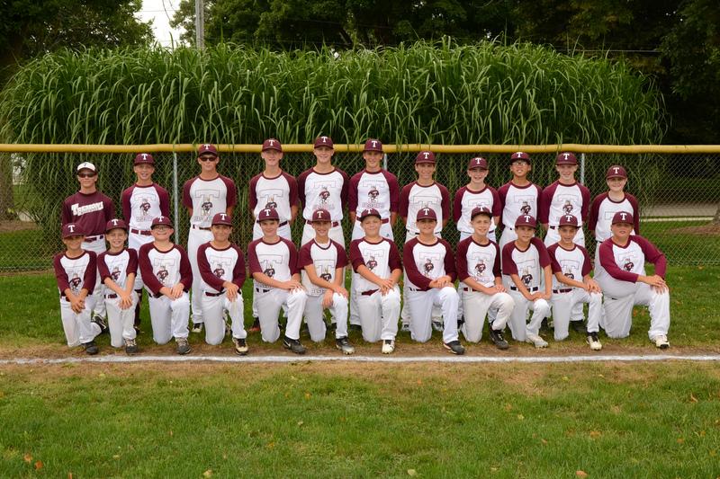 MS Baseball 2019