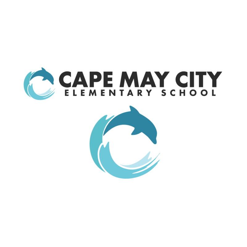 Cape May City Elementary School logo