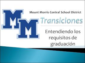 Entendiendo los requisitos de graduacion
