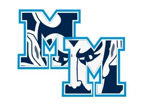 Mount Morris Central School District logo.