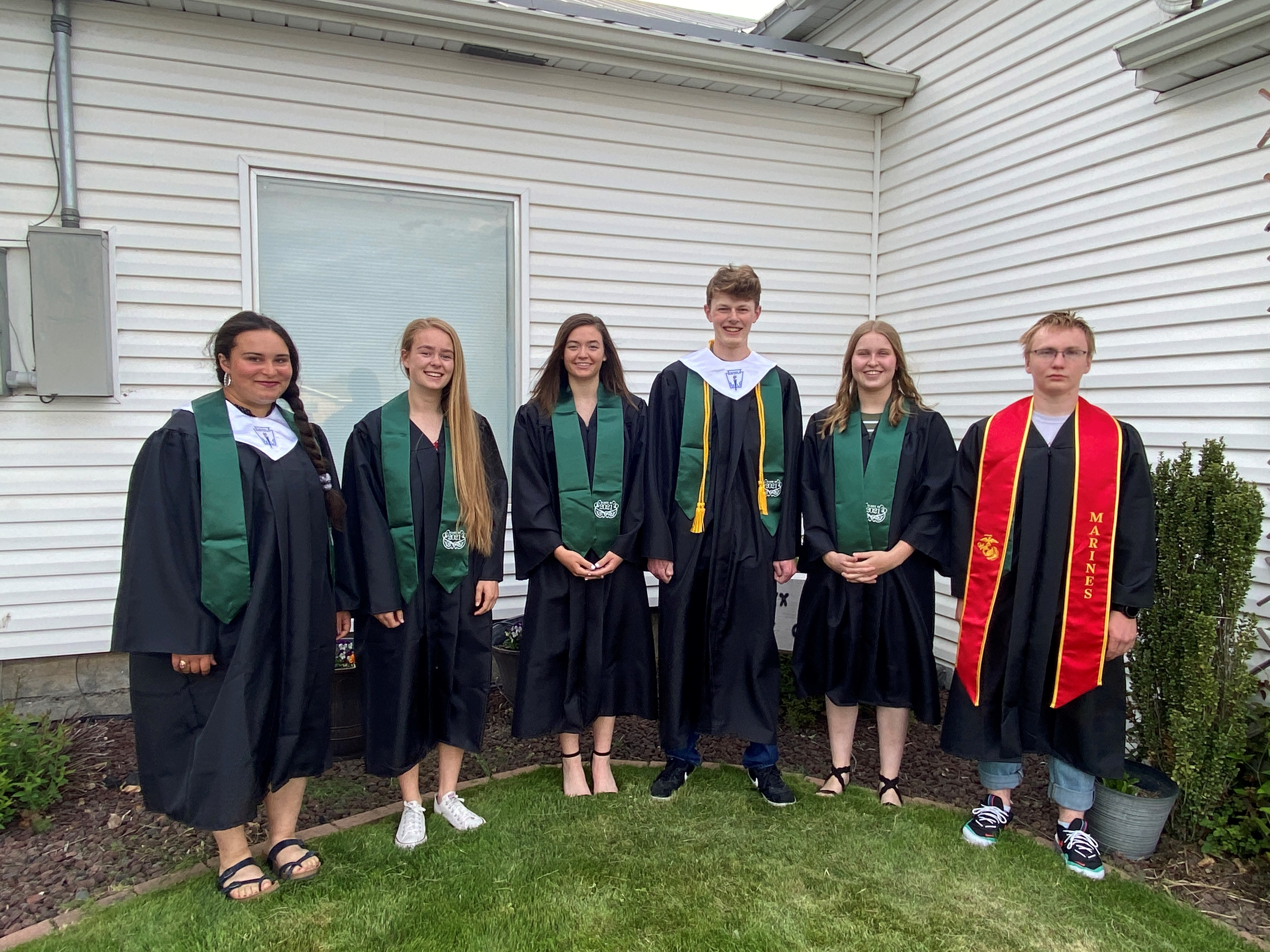 Helix Class of 2021 Baccalaureate