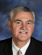 A photo of Bobby Ashley, Superintendent.