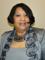 A photo of Barbara Wells, Vice President.