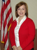 A photo of Tracey Ritchey, Board Member.