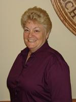 A photo of Tobey Johnson, Board Member.