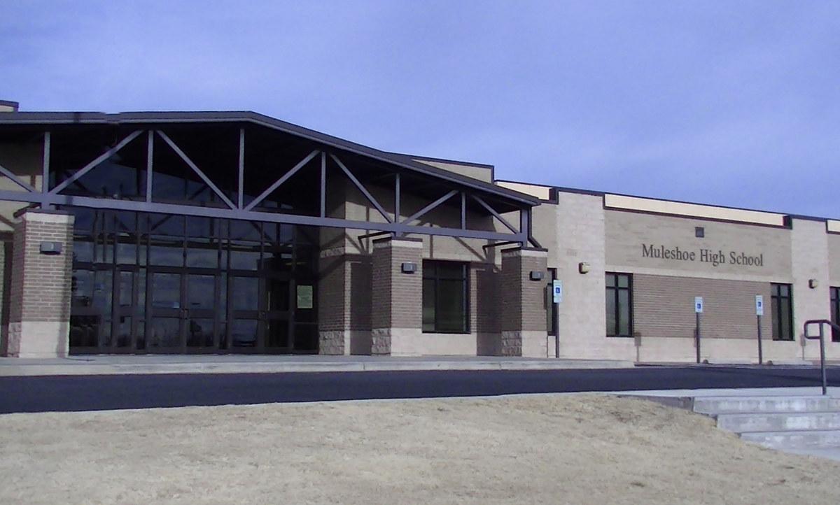 MHS building entrance
