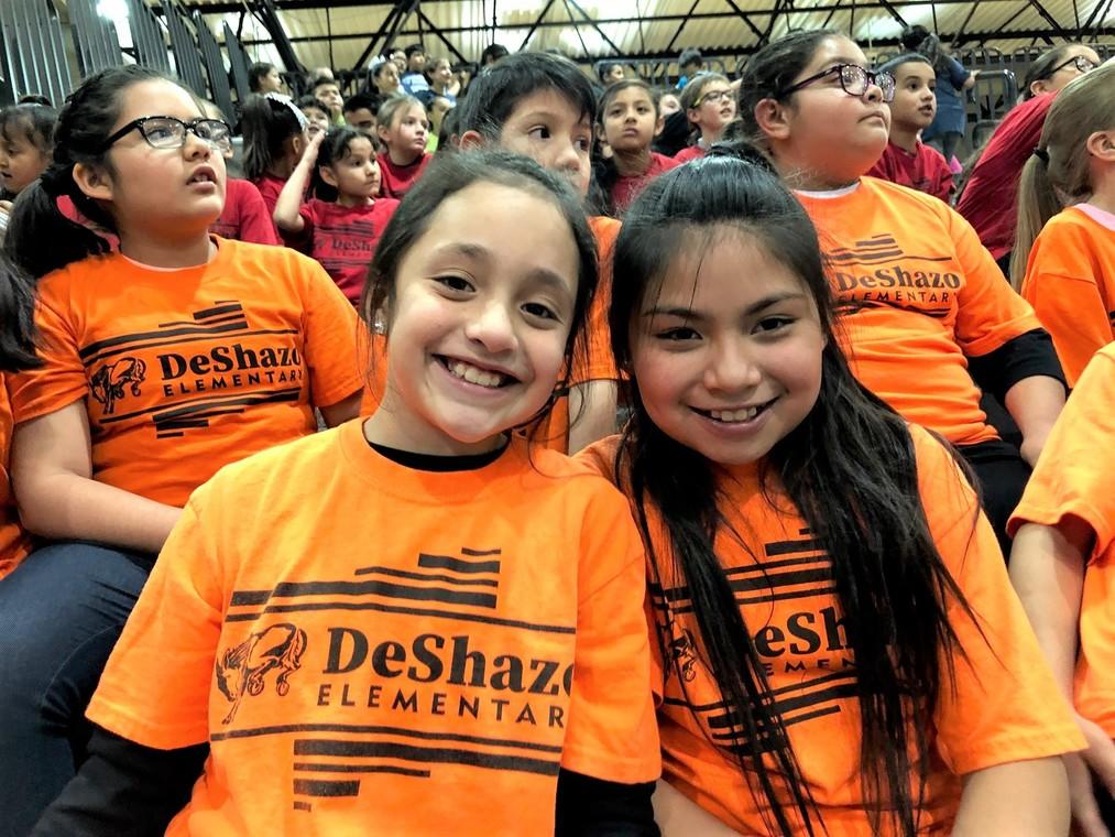Deshazo kids