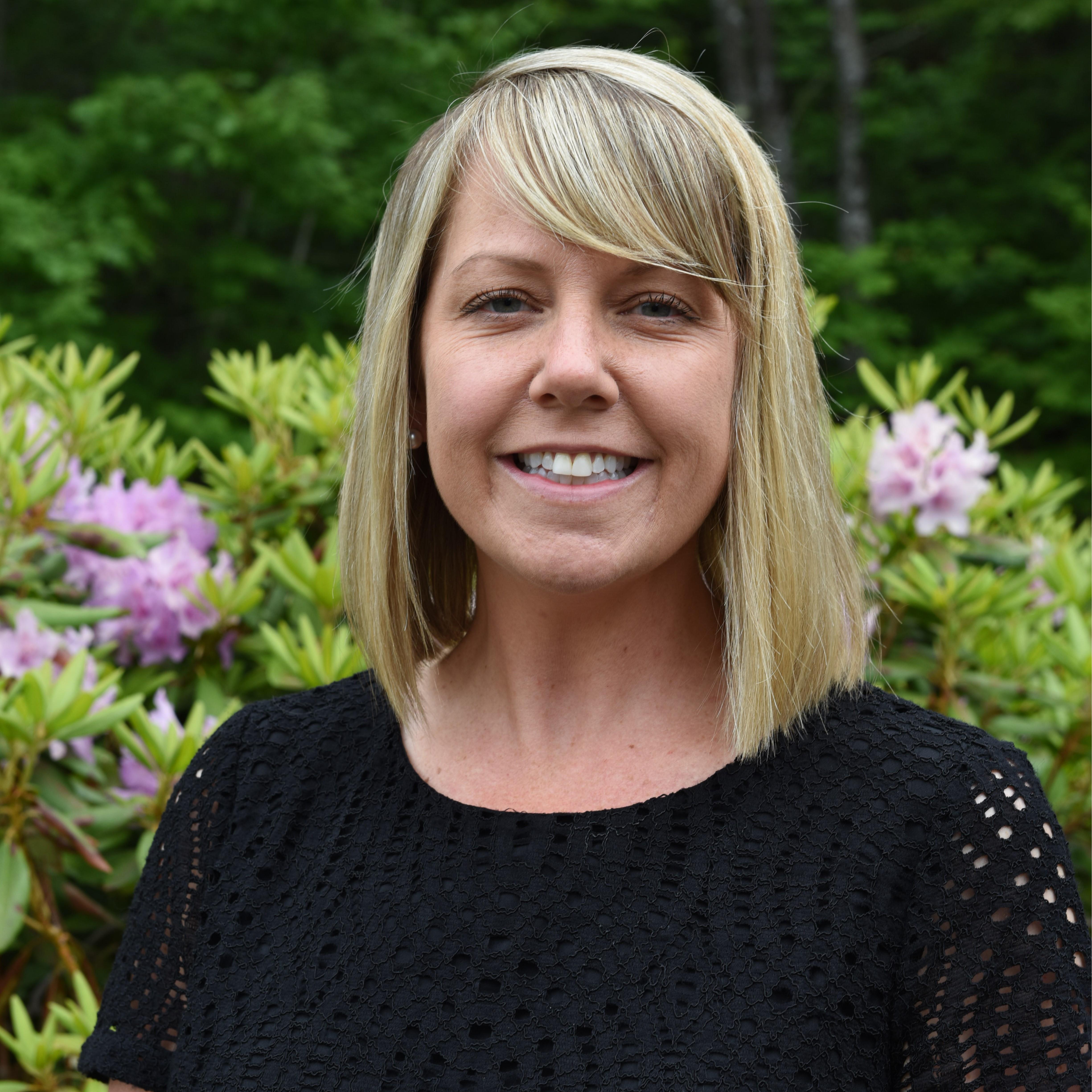 photo of school committee member, Kate Shub