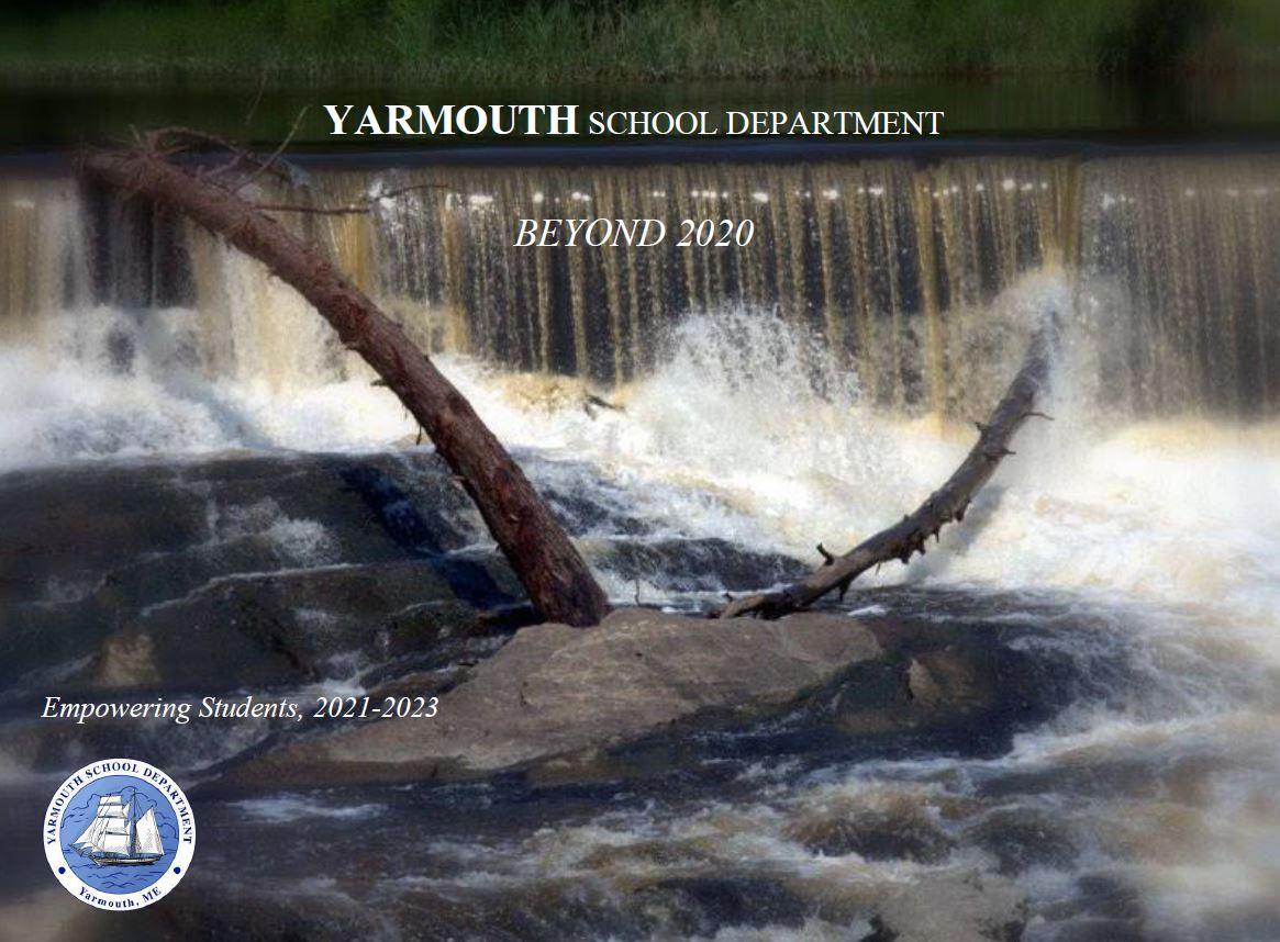 Yarmouth Waterfall