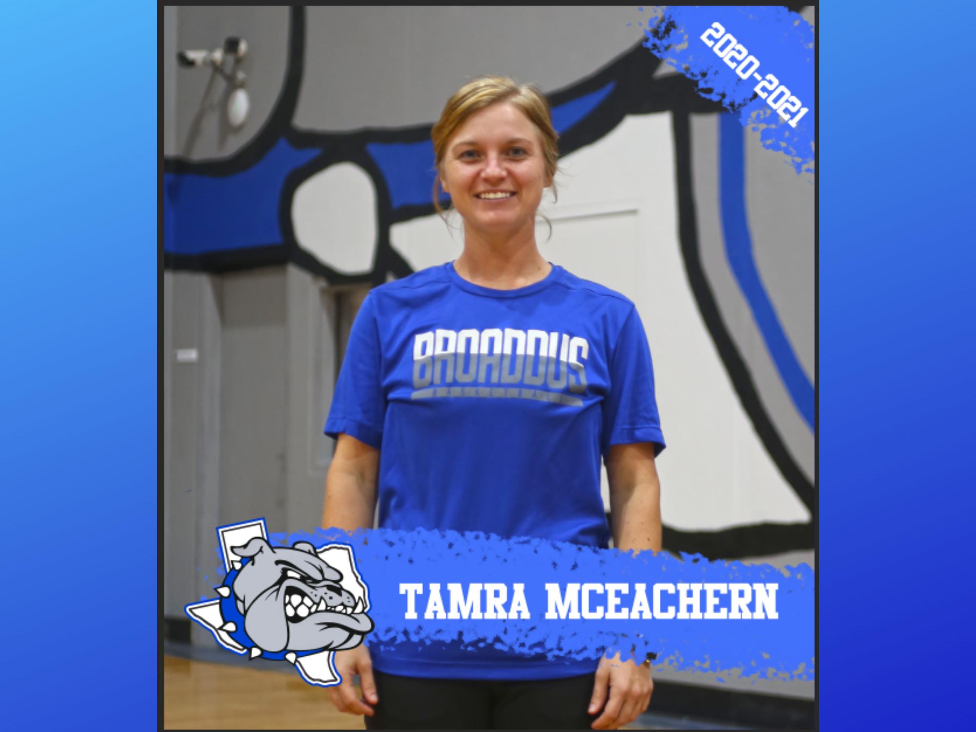 Coach McEachern