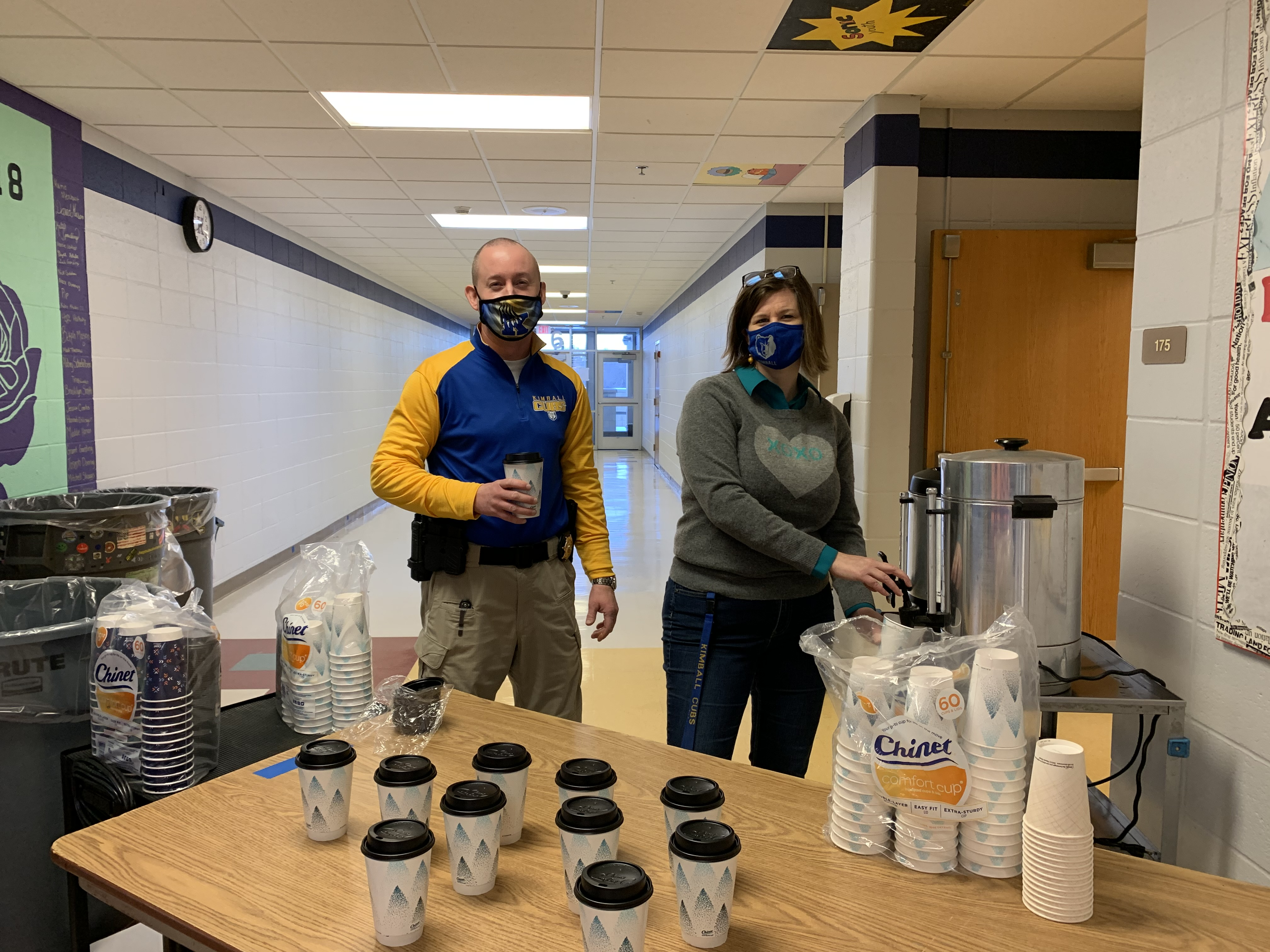 hot cocoa for 100th day
