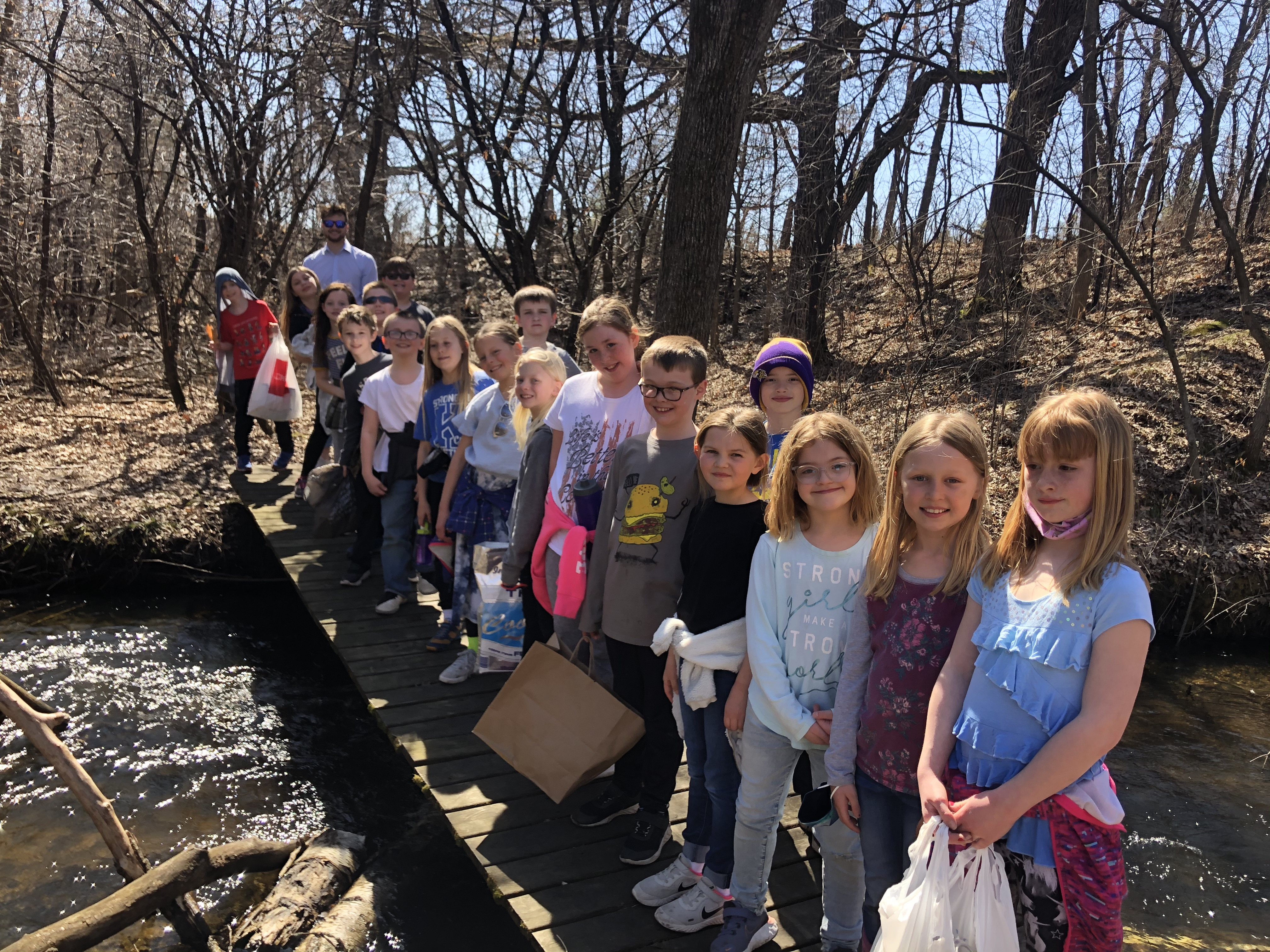 Willow Park Clean Up Day