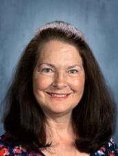 Photo of the Advisor, Peggy Hall