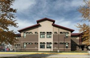 Photo of the school building.