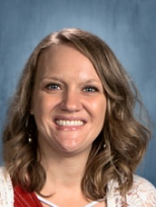 Photo of the Guidance Counselor, Britney Weers