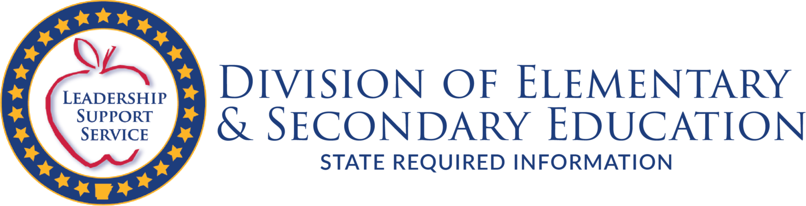 Division of Elementary & Secondary Education State Required Information