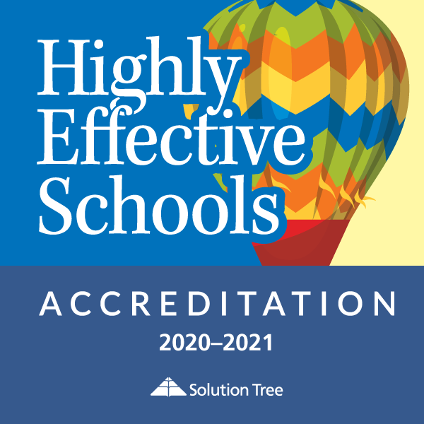Highly effective school accreditation
