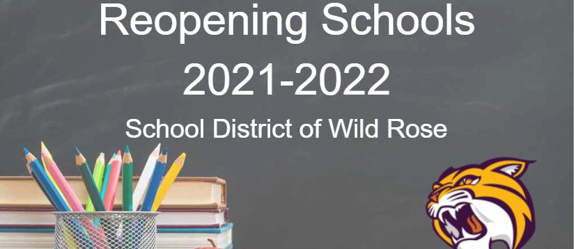 Re-Opening Schools 2021