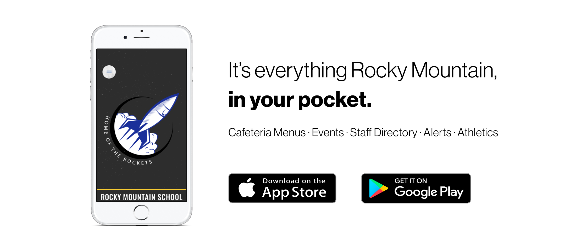 Rocky Mountain School App