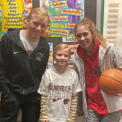 Basketball visit