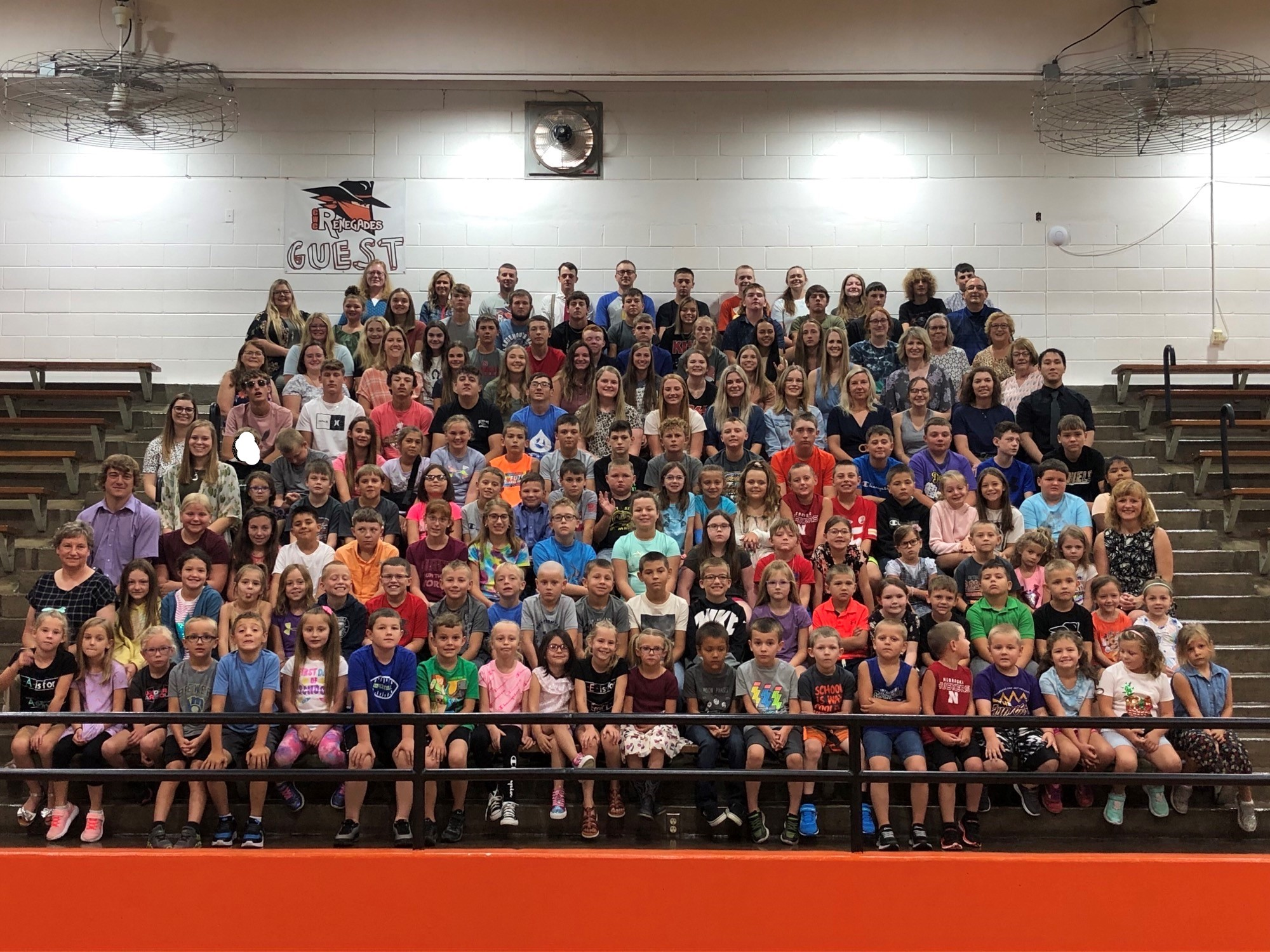 2021-2022 Students and Staff