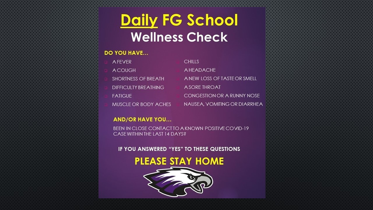 Daily Wellness Check