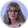 A photo of Brenda White, District Technology Coordinator