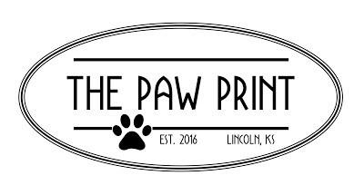 The Paw Print, Est. 2016, Lincoln, KS