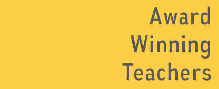 Award Winning Teachers