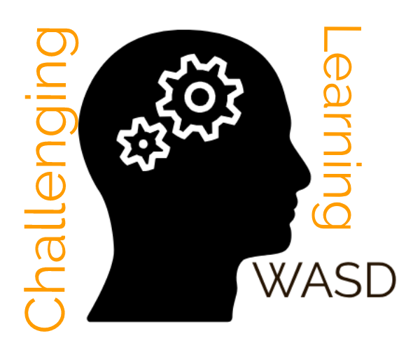 CHALLENGING - LEARNING - WASD