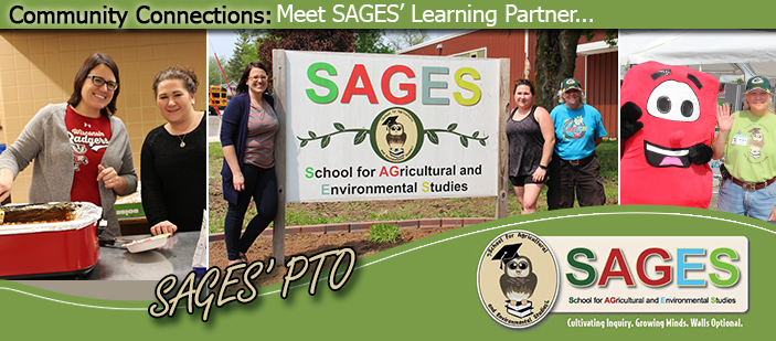 Photos of the SAGES' PTO.