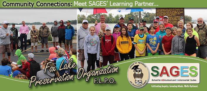 Photos of the Fox Lake Preservation Organization.