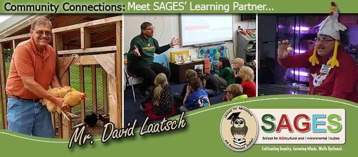 Photos of Mr. David Laatsch.