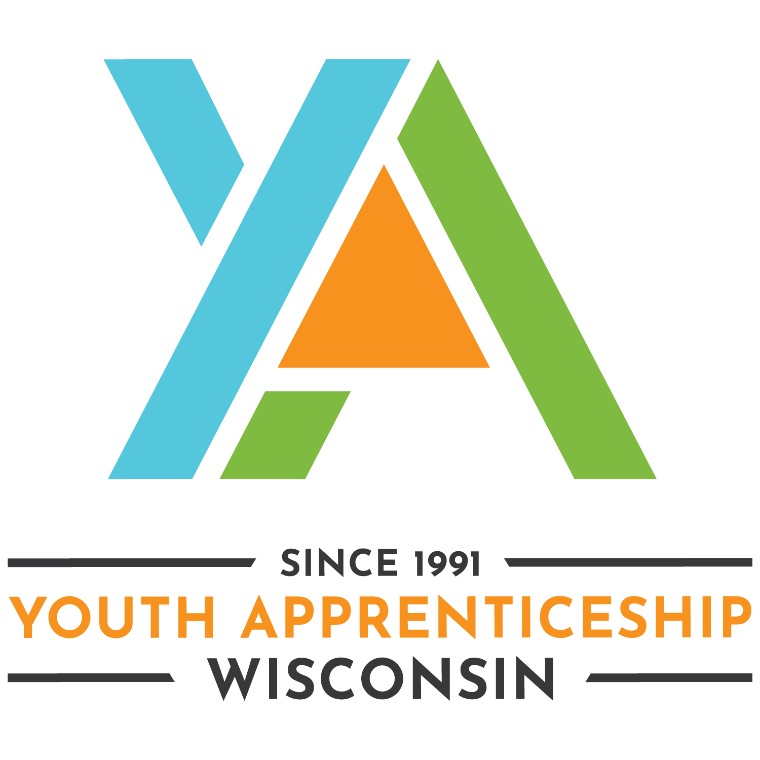 SINCE 1991 - YOUTH APPRENTICESHIP WISCONSIN LOGO