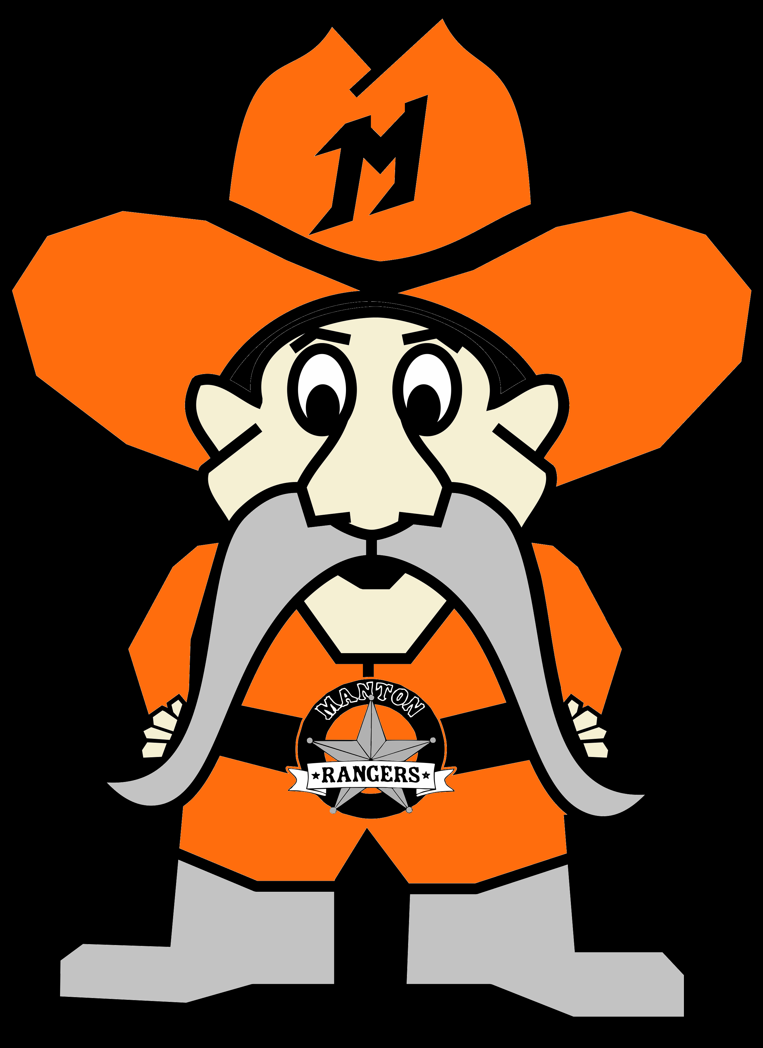 Manton Ranger Guy