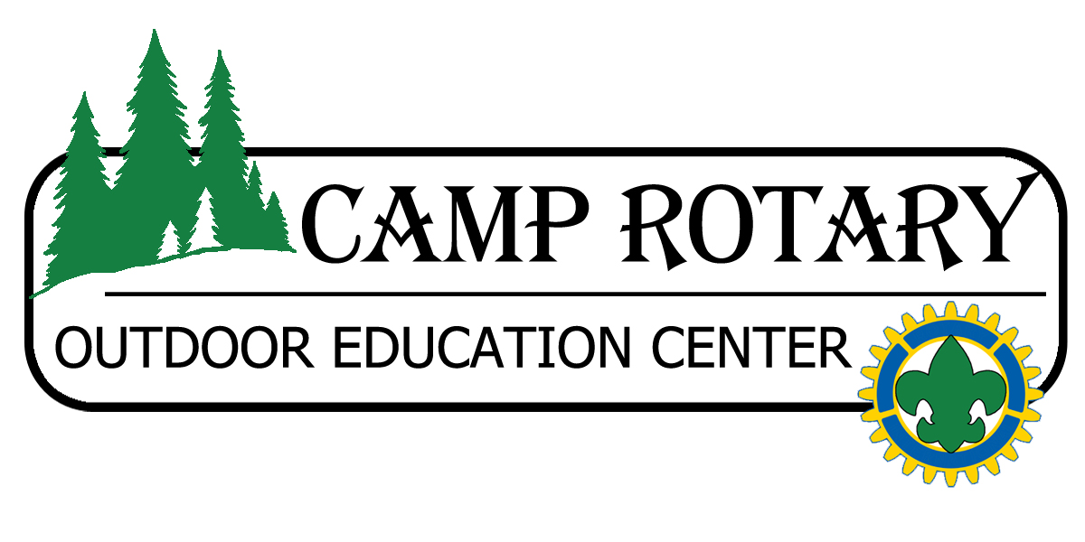 Camp Rotary Sign