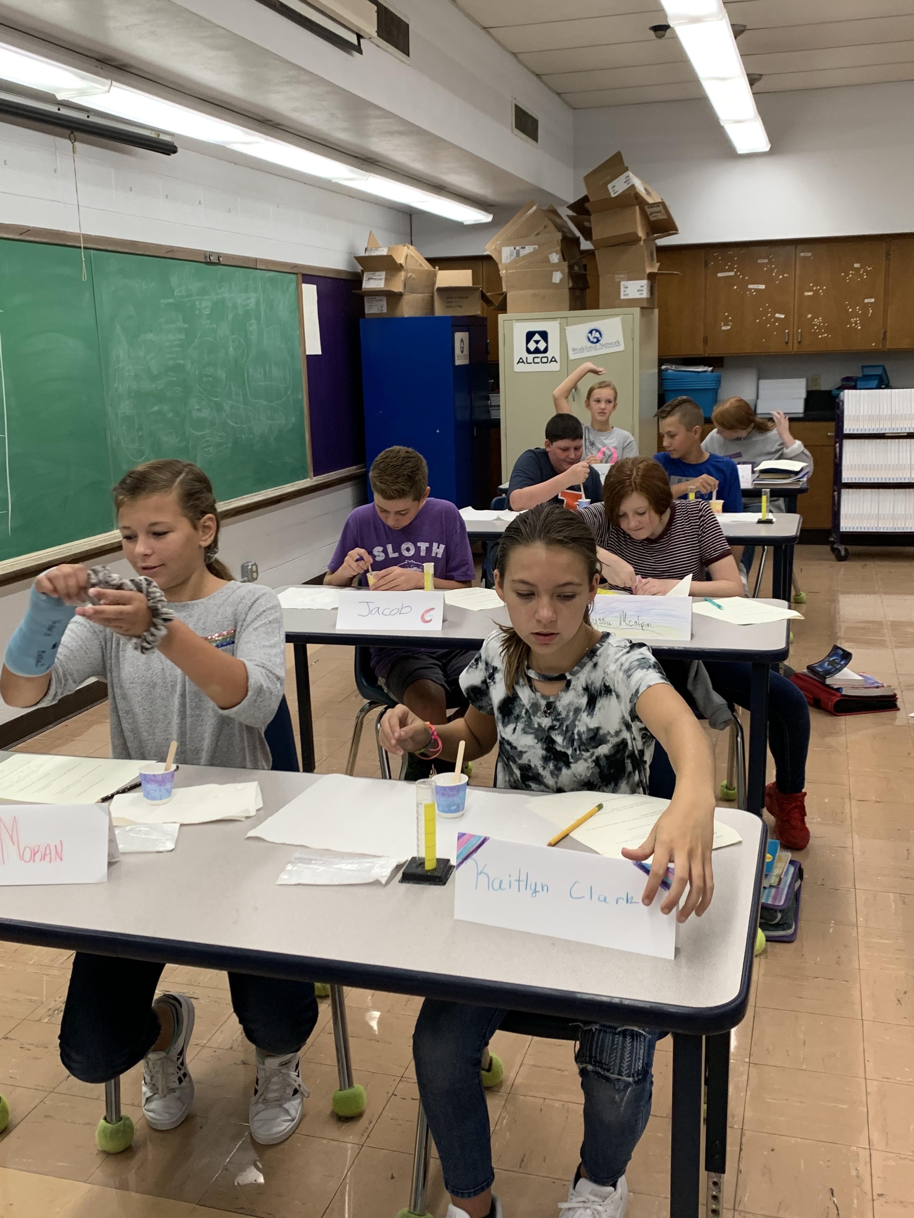 FIRST WEEK OF SCHOOL photo