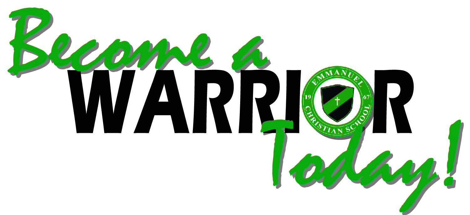Become a Warrior Today!