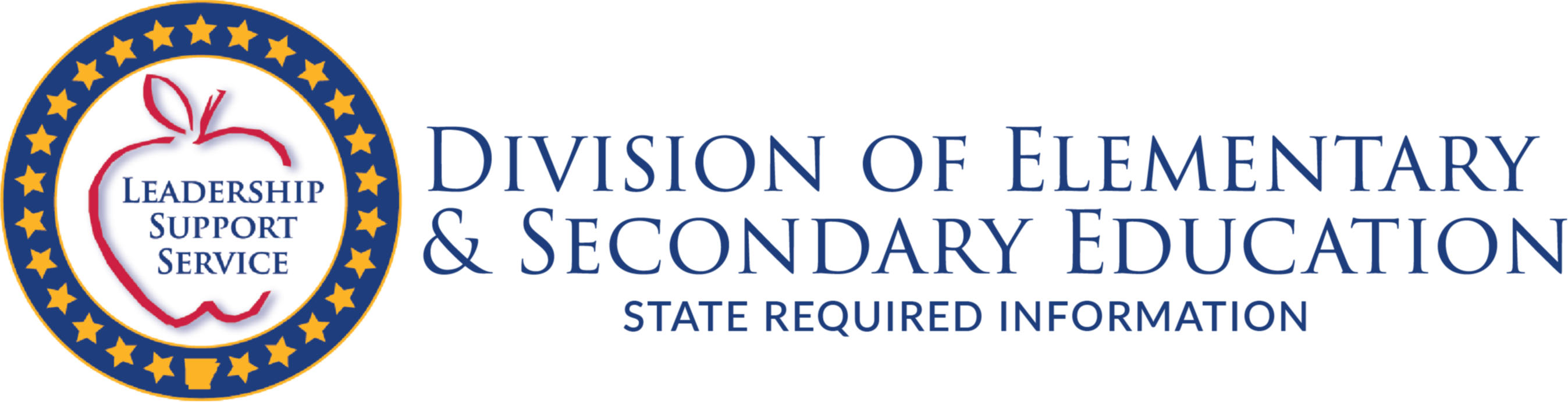 Division of Elementary and Secondary Education State Required Information