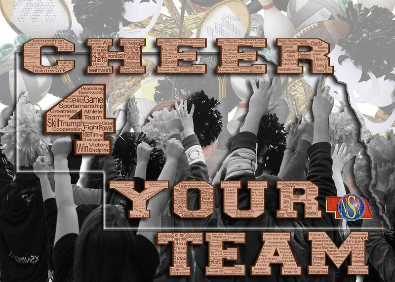 Cheer 4 your team