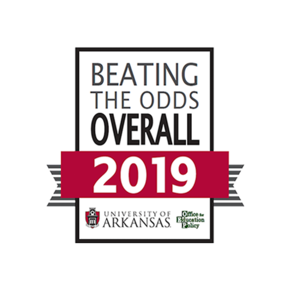 beating the odds- overall improved 2019
