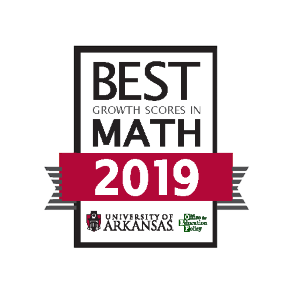 Best in Math Growth - 2019