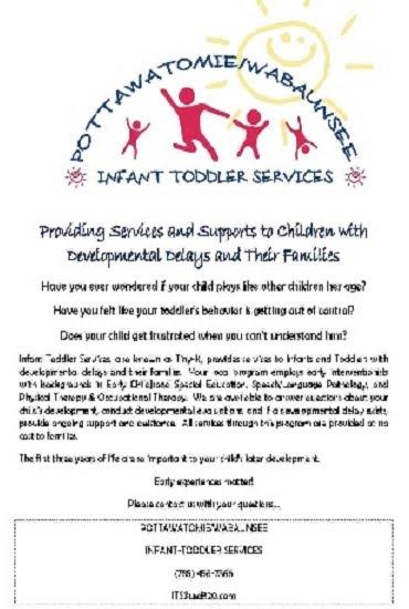 Infant Toddler Services