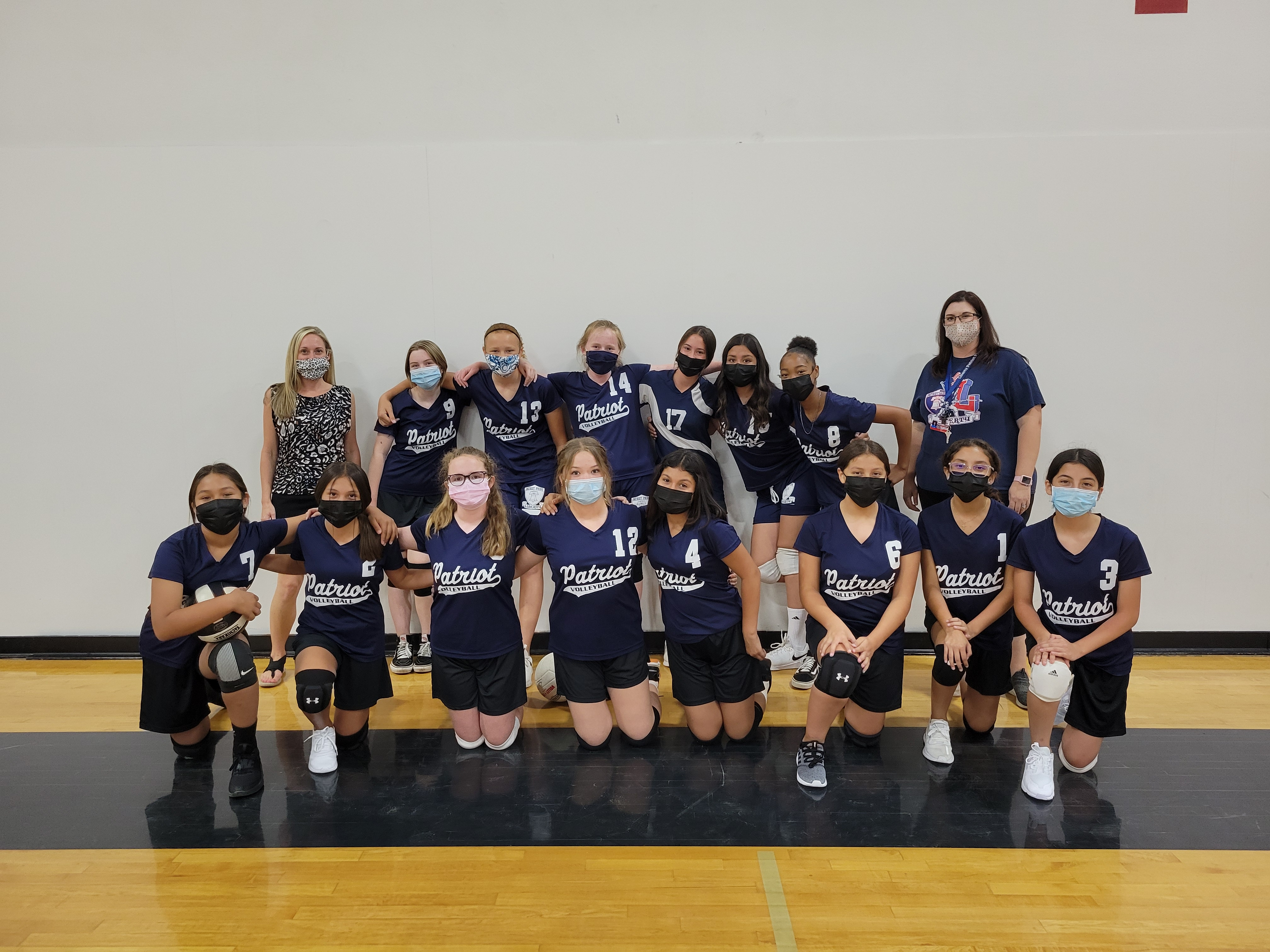 volleyball team 2021