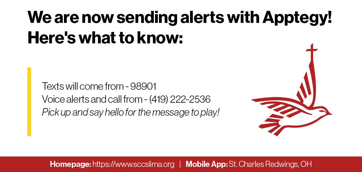 alerts information