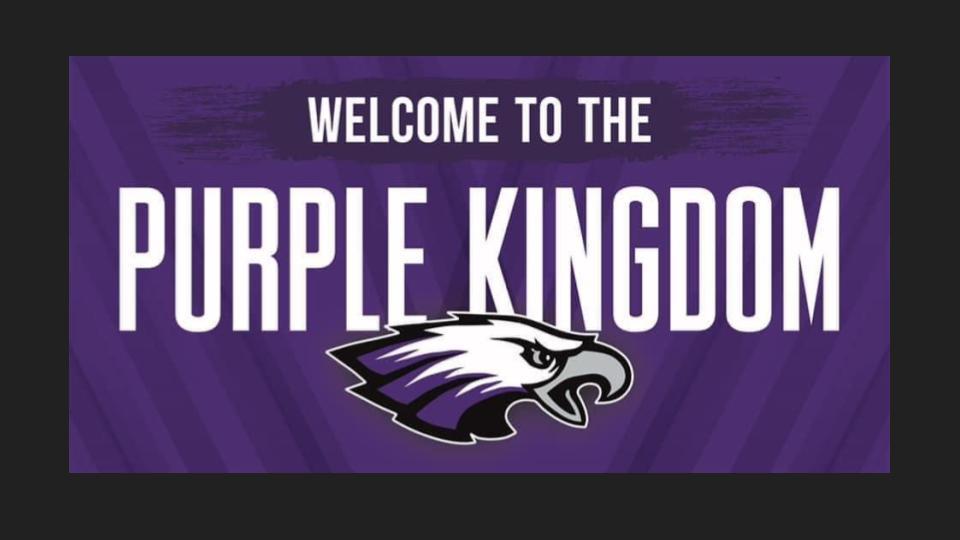 Welcom to the Purple Kingdom