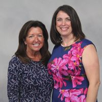 Photo of Christine Hiers and Dr. Vickie Reed.